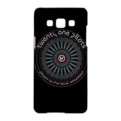 Twenty One Pilots Power To The Local Dreamder Samsung Galaxy A5 Hardshell Case