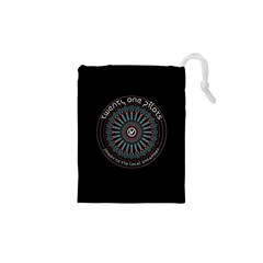 Twenty One Pilots Power To The Local Dreamder Drawstring Pouches (xs)