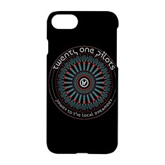 Twenty One Pilots Power To The Local Dreamder Apple Iphone 7 Hardshell Case