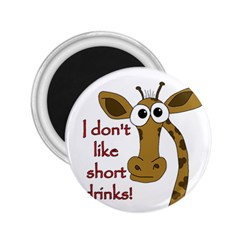 Giraffe Joke 2 25  Magnets