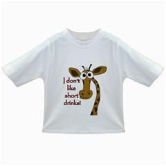 Giraffe Joke Infant/toddler T Shirts