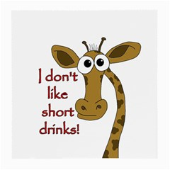 Giraffe Joke Medium Glasses Cloth (2 Side)
