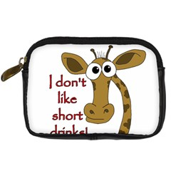Giraffe Joke Digital Camera Cases