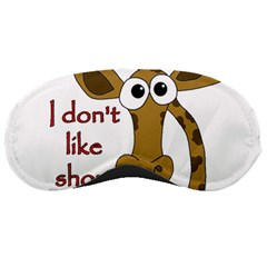 Giraffe Joke Sleeping Masks