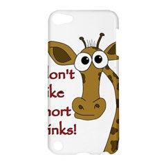 Giraffe Joke Apple Ipod Touch 5 Hardshell Case