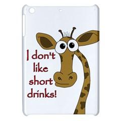 Giraffe Joke Apple Ipad Mini Hardshell Case