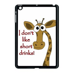Giraffe Joke Apple Ipad Mini Case (black)