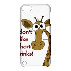 Giraffe Joke Apple Ipod Touch 5 Hardshell Case With Stand