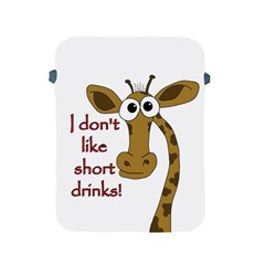 Giraffe Joke Apple Ipad 2/3/4 Protective Soft Cases