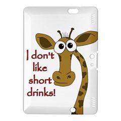 Giraffe Joke Kindle Fire Hdx 8 9  Hardshell Case