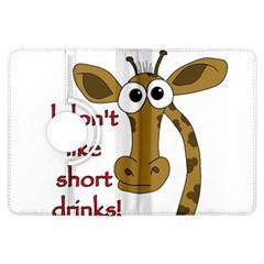 Giraffe Joke Kindle Fire Hdx Flip 360 Case