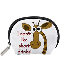 Giraffe Joke Accessory Pouches (small)