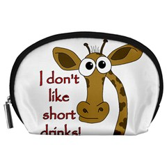 Giraffe Joke Accessory Pouches (large)