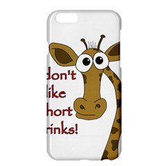 Giraffe Joke Apple Iphone 6 Plus/6s Plus Hardshell Case