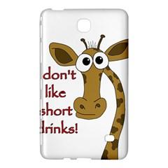 Giraffe Joke Samsung Galaxy Tab 4 (7 ) Hardshell Case
