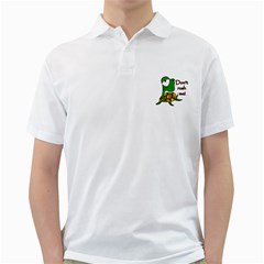 Turtle Joke Golf Shirts