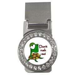 Turtle Joke Money Clips (cz)