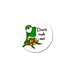 Turtle Joke Golf Ball Marker (4 Pack)