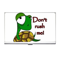 Turtle Joke Business Card Holders