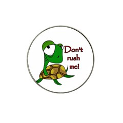 Turtle Joke Hat Clip Ball Marker