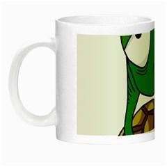 Turtle Joke Night Luminous Mugs