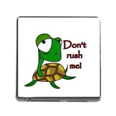 Turtle Joke Memory Card Reader (square)