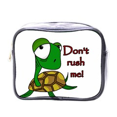 Turtle Joke Mini Toiletries Bags