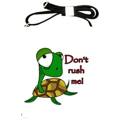 Turtle Joke Shoulder Sling Bags