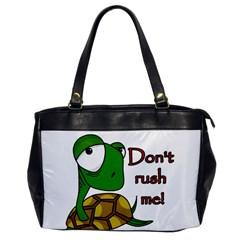 Turtle Joke Office Handbags
