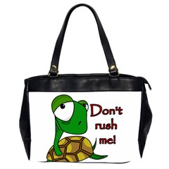 Turtle Joke Office Handbags (2 Sides)