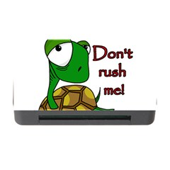 Turtle Joke Memory Card Reader With Cf