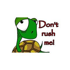 Turtle Joke You Are Invited 3d Greeting Card (8x4)
