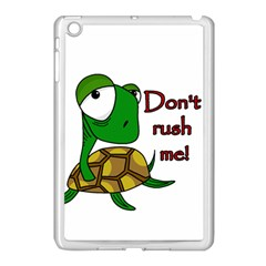 Turtle Joke Apple Ipad Mini Case (white)