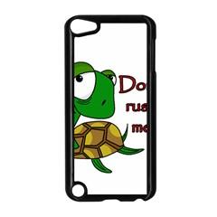 Turtle Joke Apple Ipod Touch 5 Case (black)