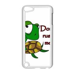 Turtle Joke Apple Ipod Touch 5 Case (white)