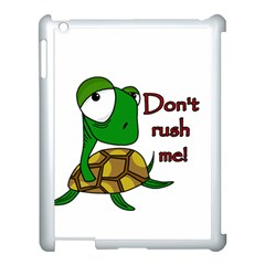 Turtle Joke Apple Ipad 3/4 Case (white)