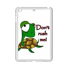 Turtle Joke Ipad Mini 2 Enamel Coated Cases