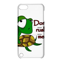Turtle Joke Apple Ipod Touch 5 Hardshell Case With Stand