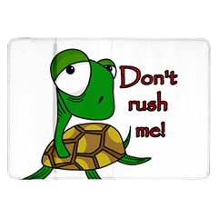 Turtle Joke Samsung Galaxy Tab 8 9  P7300 Flip Case