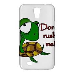 Turtle Joke Samsung Galaxy Mega 6 3  I9200 Hardshell Case