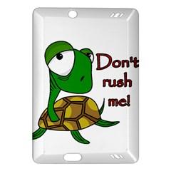 Turtle Joke Amazon Kindle Fire Hd (2013) Hardshell Case