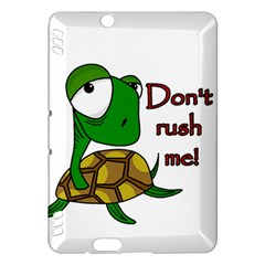 Turtle Joke Kindle Fire Hdx Hardshell Case