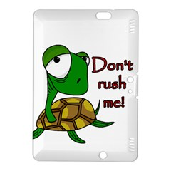 Turtle Joke Kindle Fire Hdx 8 9  Hardshell Case