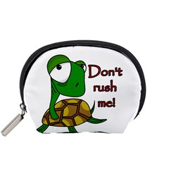 Turtle Joke Accessory Pouches (small)