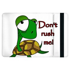 Turtle Joke Ipad Air Flip