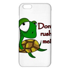 Turtle Joke Iphone 6 Plus/6s Plus Tpu Case