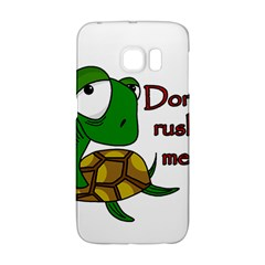 Turtle Joke Galaxy S6 Edge