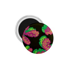 Colorful leafs 1.75  Magnets