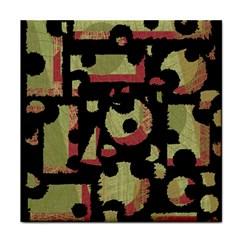 Papyrus  Tile Coasters