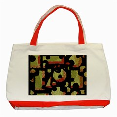Papyrus  Classic Tote Bag (Red)